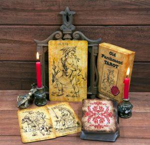 Tarot collector tarot collection