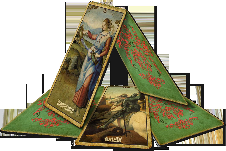 Raphael tarot by Roxana Paul