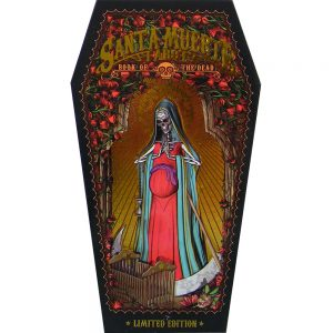 Santa Muerte Tarot - Coffin Edition