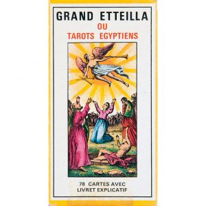 Grand Etteilla Egyptian Gypsies Tarot
