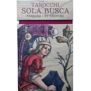 Sola Busca Tarot (Anima Antiqua series)